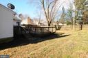 LARGE FENCED YARD - 320 W VALERY CT, STERLING
