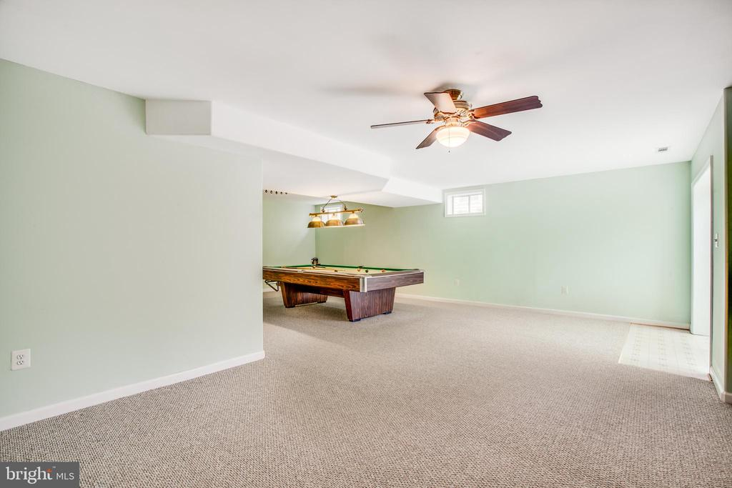Huge Basement! - 11303 MANSFIELD CLUB DR, FREDERICKSBURG
