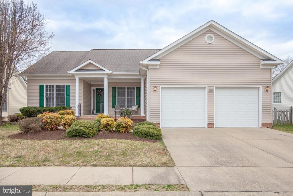 Welcome Home! - 11303 MANSFIELD CLUB DR, FREDERICKSBURG