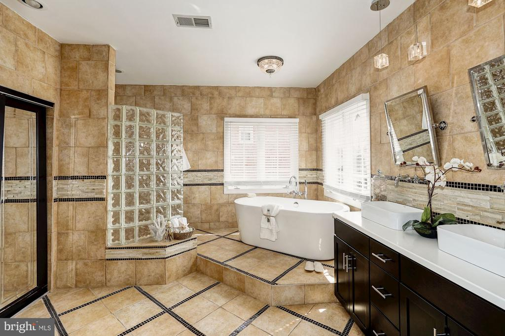 Owner's Bath - 10093 JOHN MASON PL, FAIRFAX