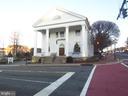 City of Fairfax - Old Town Hall - 10093 JOHN MASON PL, FAIRFAX