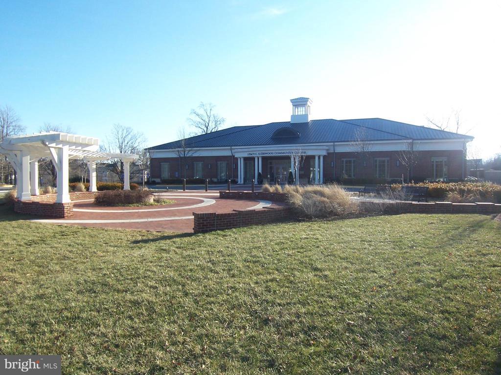City of Fairfax - Sherwood Community Center - 10093 JOHN MASON PL, FAIRFAX