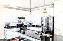 Kitchen - 42713 CENTER ST, CHANTILLY