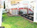 Fenced Backyard - 42713 CENTER ST, CHANTILLY