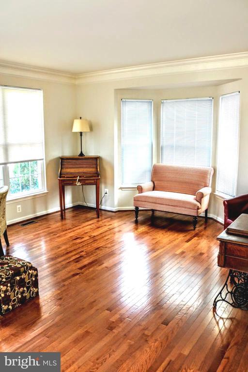 Formal Living Room - 42713 CENTER ST, CHANTILLY