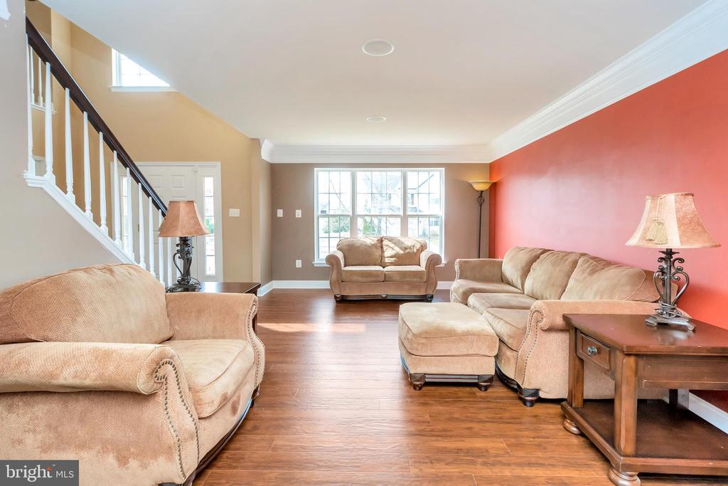 Family Room - 5507 SILVER MAPLE LN, FREDERICKSBURG