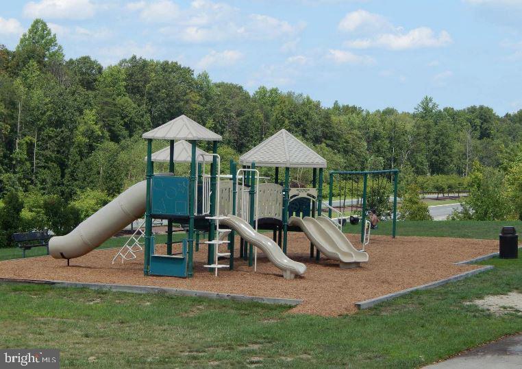 Community Playground - 5507 SILVER MAPLE LN, FREDERICKSBURG