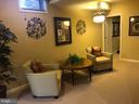 Basement Sitting Area - 4204 ROLLING PADDOCK DR, UPPER MARLBORO