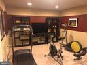 Basement Workout Room - 4204 ROLLING PADDOCK DR, UPPER MARLBORO