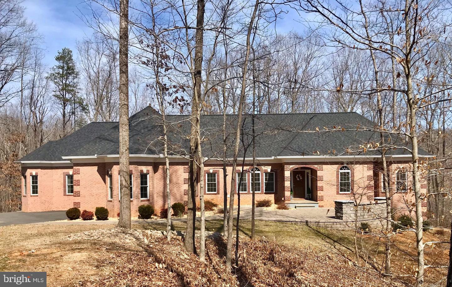 Single Family for Sale at 14265 Bristow Rd Nokesville, Virginia 20181 United States