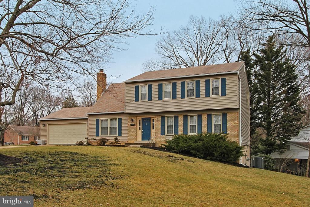 7701  MULBERRY BOTTOM LANE, West Springfield, Virginia