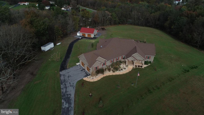 Single Family Homes 용 매매 에 Mount Airy, 메릴랜드 21771 미국