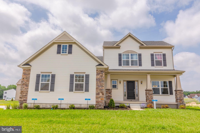 Maison unifamiliale pour l Vente à 541 HALBERT Avenue Mays Landing, New Jersey 08330 États-UnisDans/Autour: Hamilton Township
