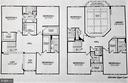 Upper Level Plan and Options - 3007 WEBER PL, OAKTON