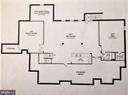 Lower Level Plan & Options-Rec Room & Bath STD - 3007 WEBER PL, OAKTON