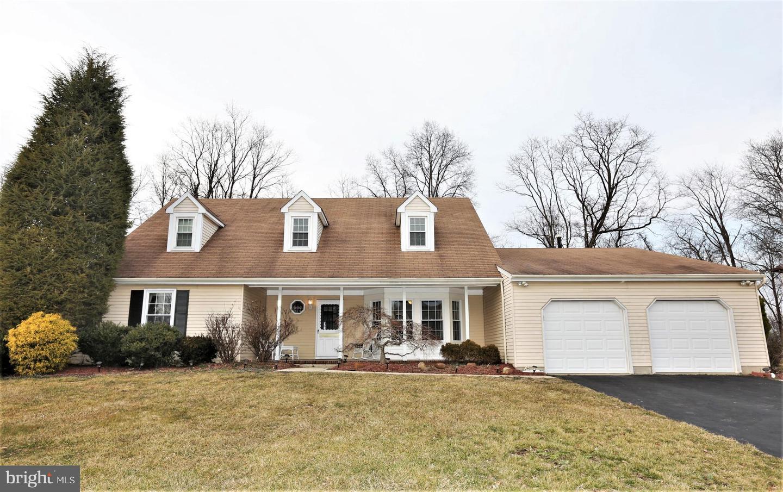 Single Family Home for Sale at 32 SILVERS Lane Plainsboro, New Jersey 08536 United StatesMunicipality: Plainsboro Township
