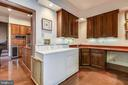 Pantry/Laundry Room with Separate Sink - 223 W MONTGOMERY AVE, ROCKVILLE