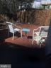 Two level deck to fenced perennial garden* - 10263 WILDE LAKE TER, COLUMBIA
