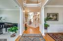 Opens to a 'traditional with a twist' floor plan - 11261 CENTER HARBOR RD, RESTON