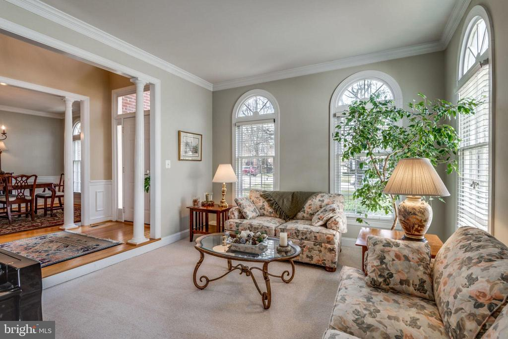 Features crown molding and plenty of natural light - 11261 CENTER HARBOR RD, RESTON