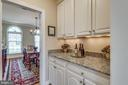 Conveniently located between kitchen and DR - 11261 CENTER HARBOR RD, RESTON