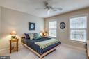 Large Rear Bedroom - 11261 CENTER HARBOR RD, RESTON
