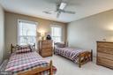 Large Front Corner Bedroom - 11261 CENTER HARBOR RD, RESTON