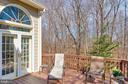 Spend time on the deck just outside family room - 11261 CENTER HARBOR RD, RESTON