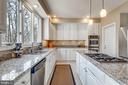 Great kitchen for cooking! - 11261 CENTER HARBOR RD, RESTON