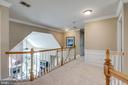 New carpet on upper level - 11261 CENTER HARBOR RD, RESTON