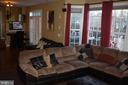 Family Room - 43122 ROCKY RIDGE CT, LEESBURG