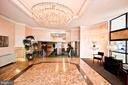 Grand lobby - 5500 FRIENDSHIP BLVD #1607N, CHEVY CHASE