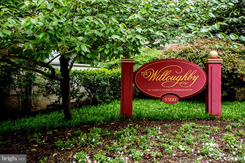 Welcome to THE WILLOUGHBY - 5500 FRIENDSHIP BLVD #1607N, CHEVY CHASE