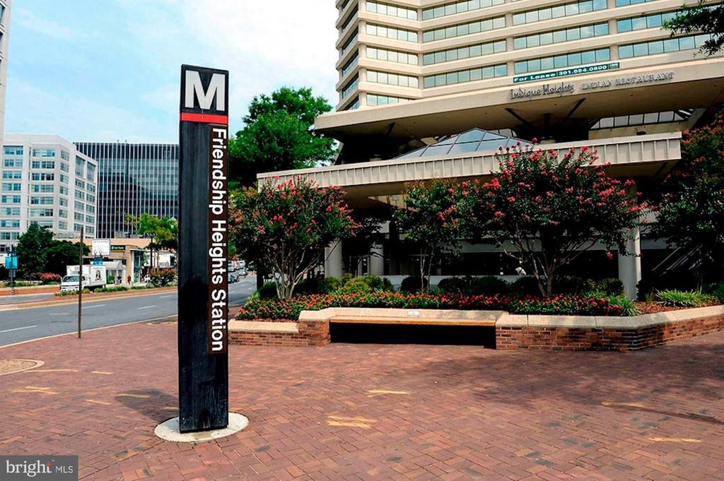 Walking distance to Metro! - 5500 FRIENDSHIP BLVD #1607N, CHEVY CHASE