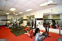 Gymnasium - 5500 FRIENDSHIP BLVD #1607N, CHEVY CHASE