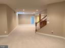 Basement Rec Room - 43801 TIMBERBROOKE PL, ASHBURN