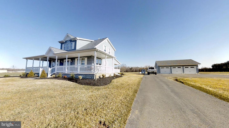 Casa Unifamiliar por un Venta en 752 HARDING HWY Newfield, Nueva Jersey 08344 Estados UnidosEn/Alrededor: Franklin Township