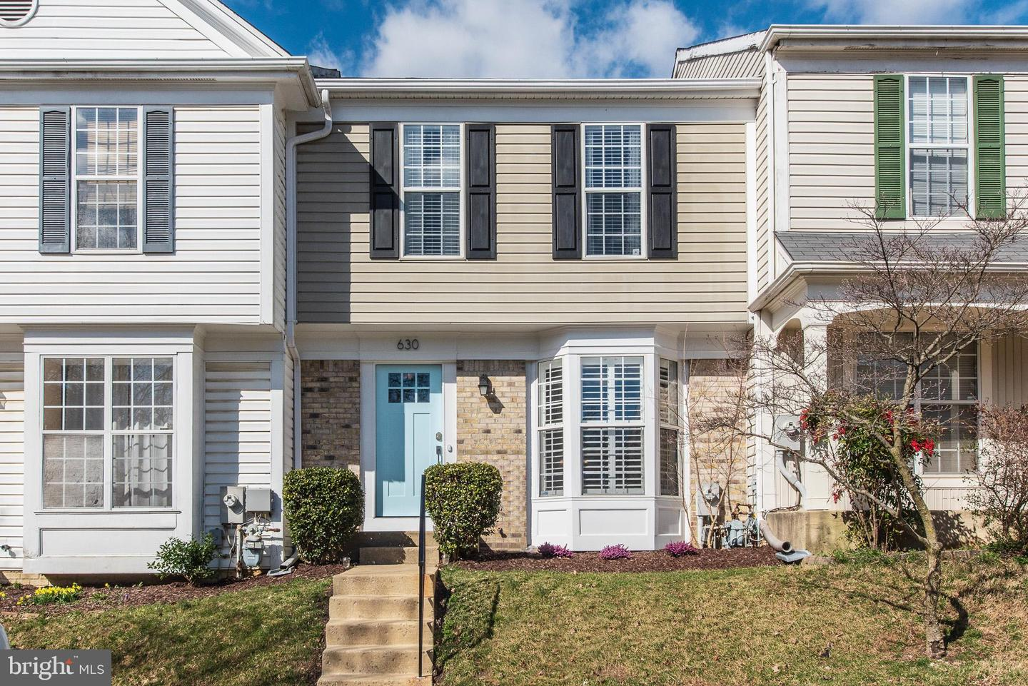 Photo of home for sale at 630 Lucky Leaf Circle, Baltimore MD