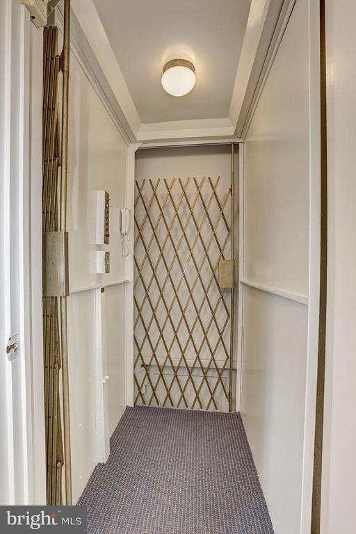 Elevator - 1915 23RD ST NW, WASHINGTON
