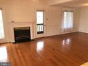 NEW Gleaming Hardwood Floors in the LR! - 232 BIRCHSIDE CIR, LOCUST GROVE