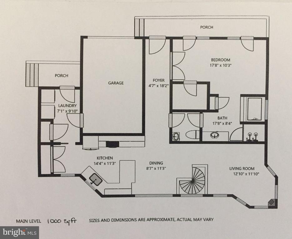Main level guest house - 6910 SCENIC POINTE PL, MANASSAS