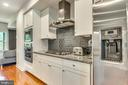 Gorgeous SS Appliances & Granite Counter - 9251 WOOD VIOLET CT, FAIRFAX