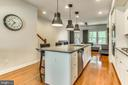 Extra-Long Island for Cooking & Conversation! - 9251 WOOD VIOLET CT, FAIRFAX
