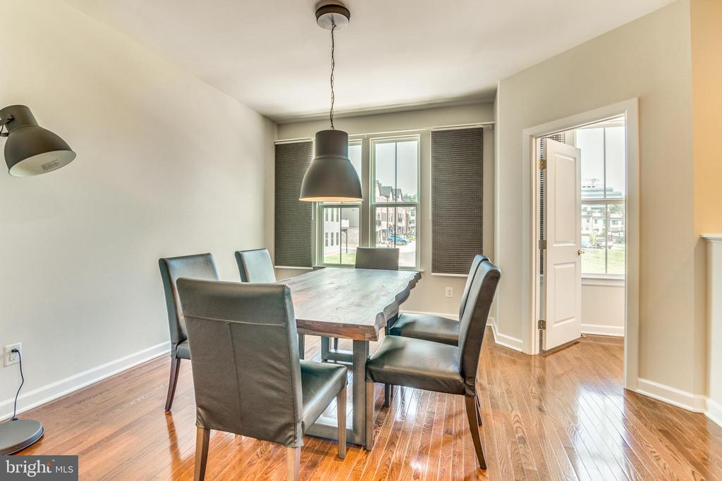 Relaxing & Inviting Dining Room - 9251 WOOD VIOLET CT, FAIRFAX