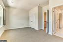 Additional Bedroom Leads to FULL BATH - 9251 WOOD VIOLET CT, FAIRFAX