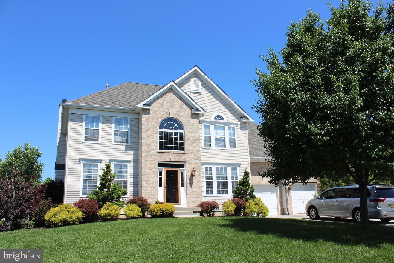 Maison unifamiliale pour l Vente à 12 ROCKWELL Lane Woodstown, New Jersey 08098 États-Unis