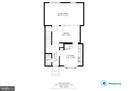 Basement Floor Plan - 5506 LA CROSS CT, FAIRFAX