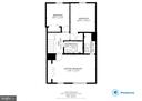 Upper Level Floor Plan - 5506 LA CROSS CT, FAIRFAX