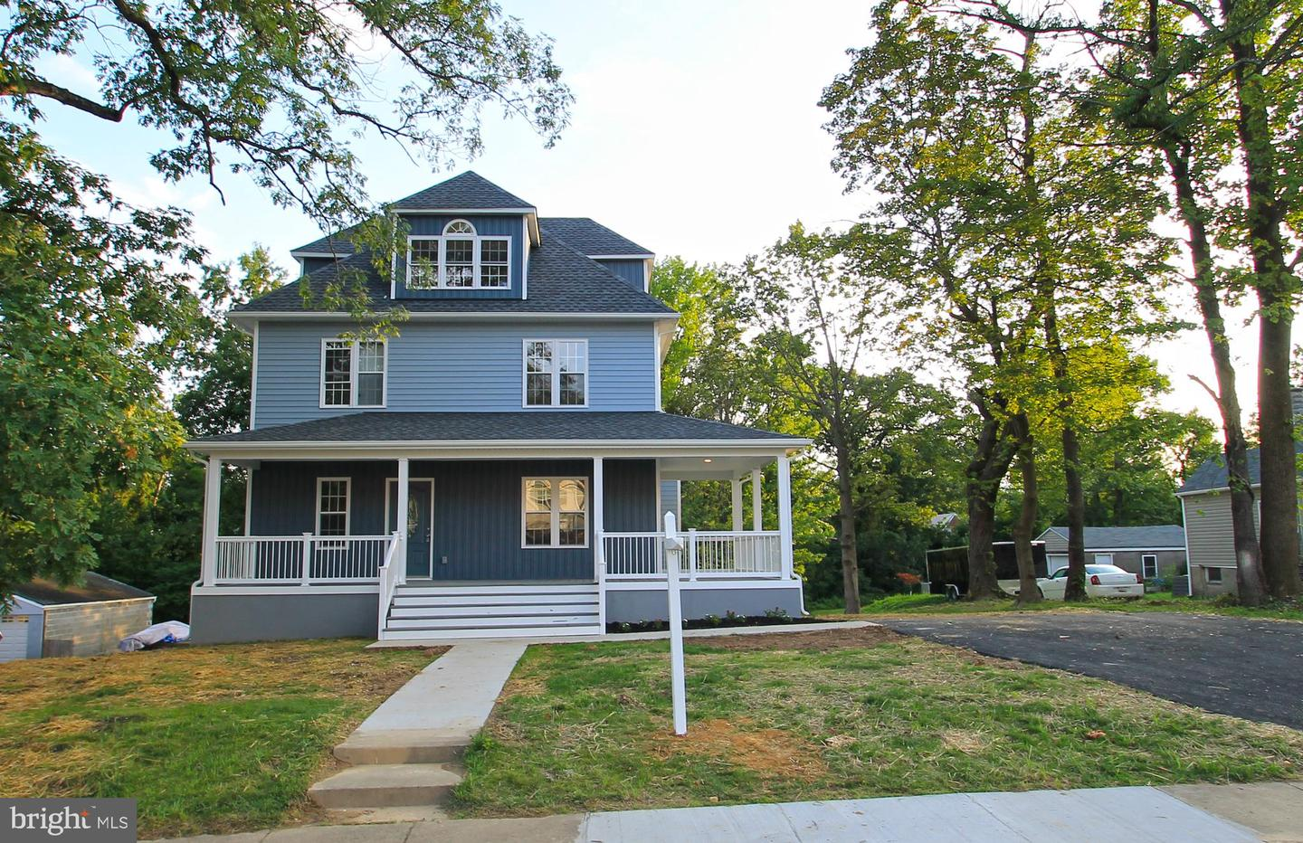 Photo of home for sale at 3113 Dubois Avenue, Parkville MD