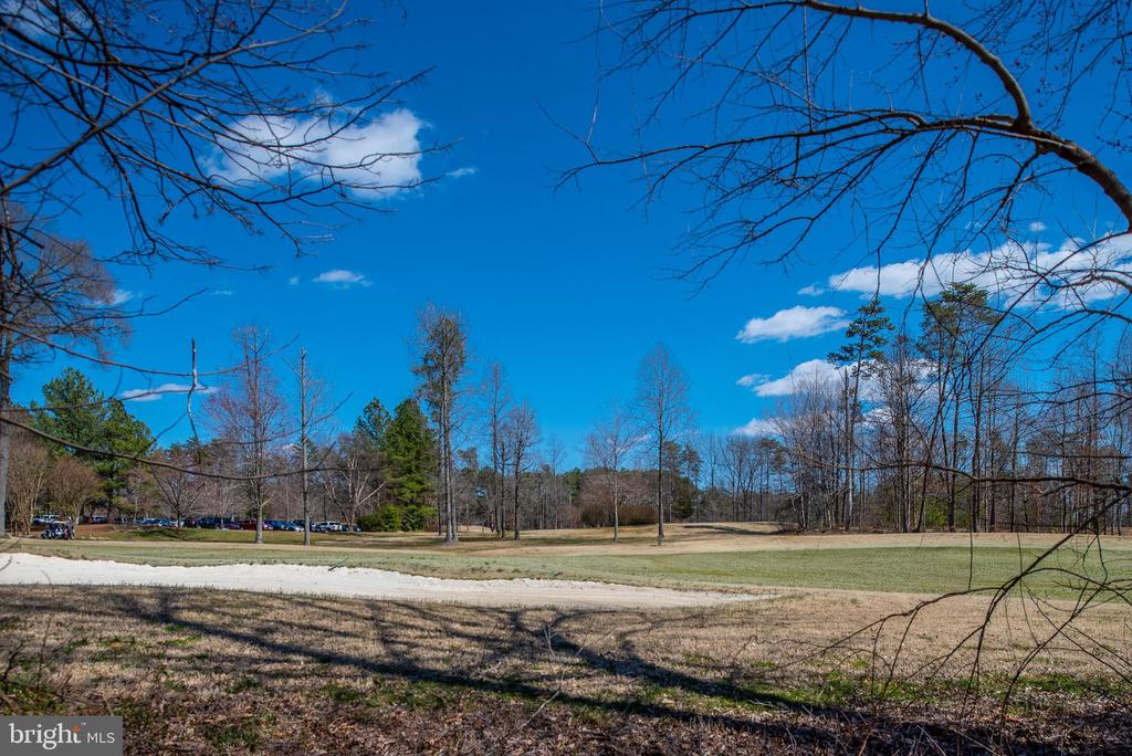 Golf course view from your new home! - 3 GRISTMILL DR, STAFFORD